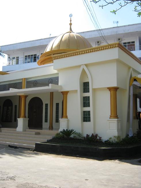 Bupati Malang Resmikan Masjid