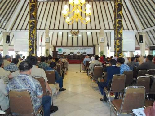 Musyawarah Perencanaan Pembangunan Kabupaten Malang 2012