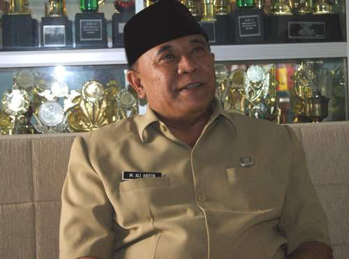 Ketua MKKS SMP Negeri Kabupaten Malang