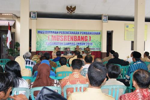 Musrenbang Lawang 2014