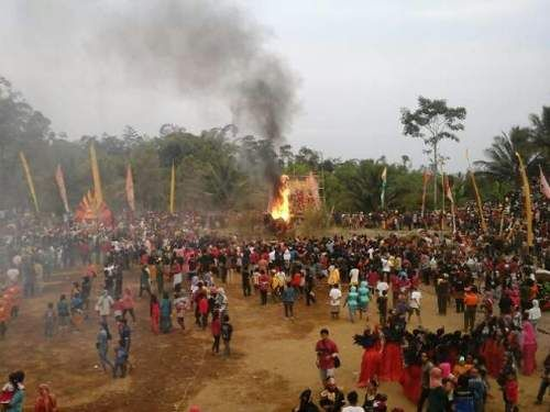 Ritual Kirab 1 Suro di Wonosari, Malang