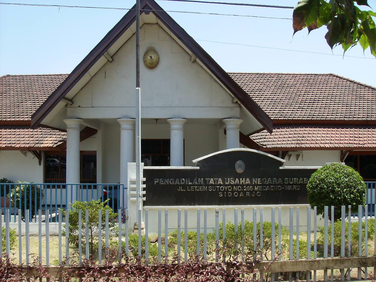 PTUN Surabaya
