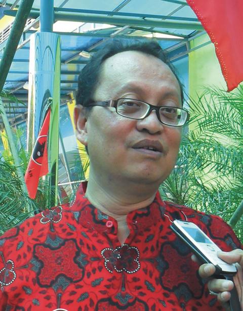 Hari Sasongko, Ketua DPRD Kabupaten Malang