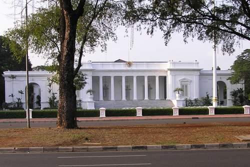 Kantor Istana Merdeka