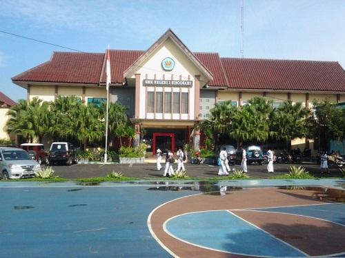 Gedung Depan SMKN 1 Singosari