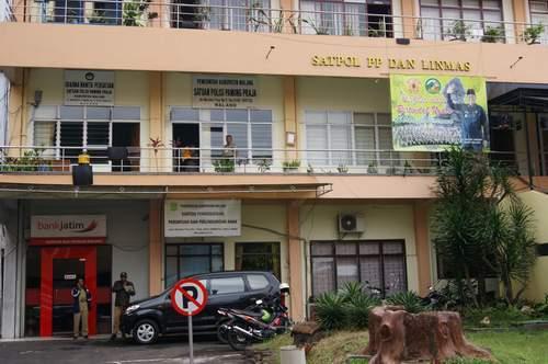 Satuan Polisi Pamong Praja Kabupaten Malang